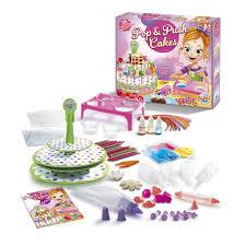 jeux de cuisine de cake atelier de cuisine labo pop cakes buki pour enfant de 8 ans à 12
