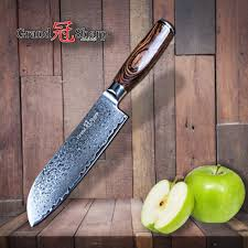 aliexpress com buy santoku knife japanese damascus vg10 steel