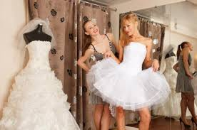 different wedding reception dresses for brides lovetoknow