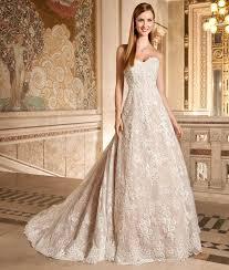 brautkleid demetrios a line wedding dresses 2015 sweetheart neckline sleeveless beaded