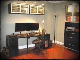 Cool Desks For Home Office Modern Mad Home Interior Design Ideas Ikea Office Then Home