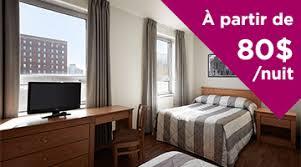 chambre canadien de montreal hôtel y montréal un hôtel abordable au cœur du centre ville
