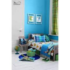 dulux endurance striking cyan matt emulsion paint 2 5l