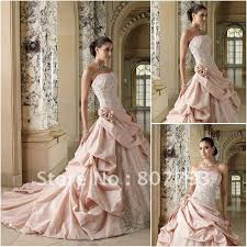 pink wedding dress pink wedding dresses wedding gown in wedding dresses from