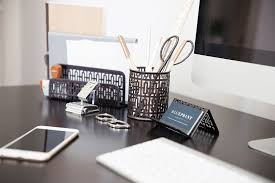 Office Accessories For Desk Desk Organizer Accessories Office Organization Set In Decor 14