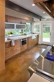 Midcentury Modern Kitchens - mid century modern kitchens cool kitchen mid century modern
