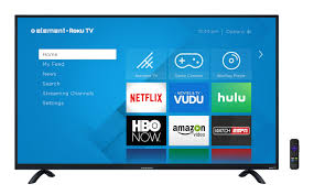 Seeking Tv Episodes Element Adds A Roku Tv To Its 4k Line Up Youve Got Plenty Of