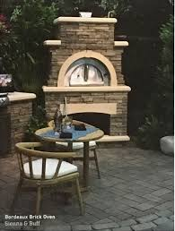 Belgard Brighton Fireplace by Landscape Features U2013 Evergreen Supply Online