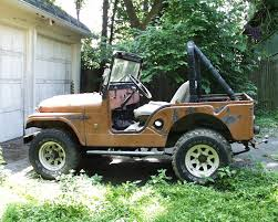 jeep cj8 andrew u0027s 1968 jeep cj 5