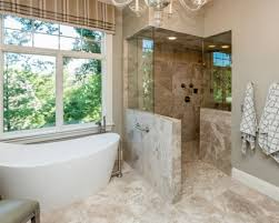 Walk In Bathroom Ideas by Bathroom Design Ideas Walk In Shower Master Bathrooms With Walk In