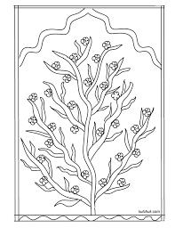 coloriage recette de cuisine coloriages les images arbre de vie inspirées de motifs persans