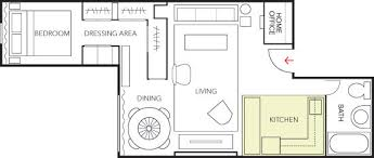 500 Square Foot Apartment Thedesignerpad Thedesignerpad Living In 500 Sq Feet U2022 The Kitchen