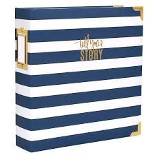 8x11 photo album heidi swapp storyline watercolor 8x11 album