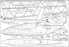 Free Wood Glider Bench Plans by Eclipse Article U0026 Plans October 1974 American Aircraft Modeler