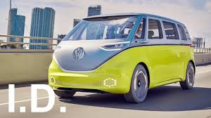 volkswagen van original interior new 2018 volkswagen i d buzz interior exterior and drive youtube