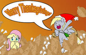 my pony friendship is magic images happy thanksgiving with