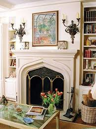 Outdoor Fireplace Surround by 144 Best Fireplace Images On Pinterest Fireplace Ideas