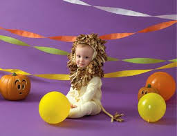 snuggly lion halloween costume fun family crafts