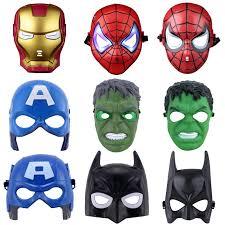 Halloween Costumes Iron Man Http Www Cosplayguru Superhero Mask Kids Marvel Dc Heros