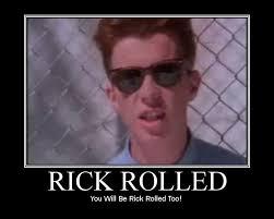 Rick Roll Meme - rick rolled meme 28 images rick rolled meme 28 images rick