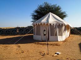 desert tent luxury tent jaisalmer
