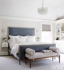 the simple luxury of bedroom benches megan morris