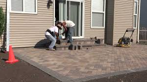 Sand For Brick Patio by Exterior Cozy Unilock Pavers Walkway For Exciting Patio Design