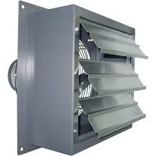 exhaust fan for welding shop canarm wall exhaust fan 18in single speed 1 3 hp 3 200 cfm
