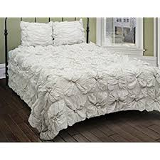 Dragonfly Comforter Amazon Com Rizzy Home Soft Dreams 3 Piece Comforter Set King