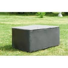 housse de protection pour canapé de jardin housse protection grise 240 x 200 x 95cm prenium pour salon de jardin