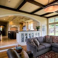 Kitchen Living Space Ideas 25 Best Sunken Living Room Ideas On Pinterest Made In La Wall