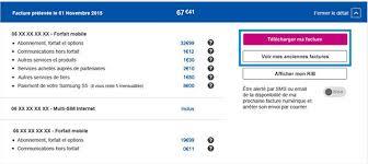 bouygues telecom si e duplicata facture mobile et box assistance bouygues telecom