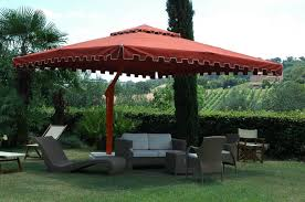 Patio Umbrella Cantilever Cantilever Umbrella Royal Poggesi Garden Patio Umbrellas