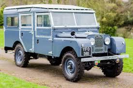 land rover defender safari 1957 land rover defender classic driver market