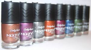 sally hansen magnetic nail color beautylab nl