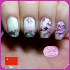 nail art art nails nail in black and white monochrome with