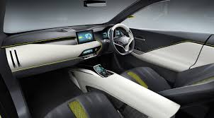 subaru suv concept interior mitsubishi ex concept revealed electric suv previews next gen