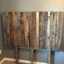 find more rustic pallet headboard queen or double for sale at up
