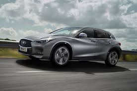 mazda parent company 2017 infiniti q30 first look review