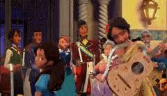 elena of avalor let love light the way elena of avalor gifs search find make share gfycat gifs