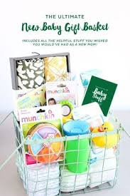 chagne gift baskets diy new baby gift basket idea and free printable basket ideas