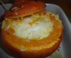 comment cuisiner du potimarron potimarron farci au reblochon et aux lardons recette de potimarron