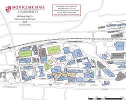 Berkeley Campus Map Montclair High Campus Map Image Gallery Hcpr