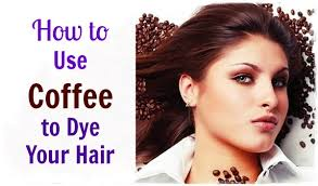 lighten you dyed black hair naturally how to use coffee to dye your hair and improve your hair health