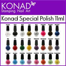 nail art stamping polish ebay