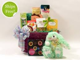 unique easter gift baskets and gifts