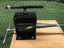 bat rolling professional heated bat rolling service compression testing