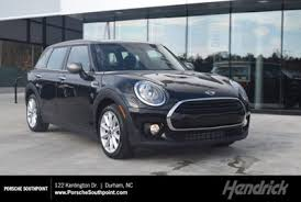 mini cooper porsche 2016 mini cooper clubman sedan for sale in durham nc 21 995 on