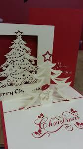 pop up christmas cards berries u0026 blooms