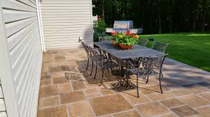 Tiling A Concrete Patio by Stockholm Nj Patio Driveway Accent Front Entryway Stamped